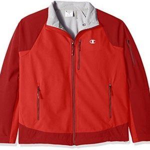 Champion Men's Performance Jacket 2XL Red New